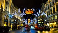 Christmas Oxford Circus